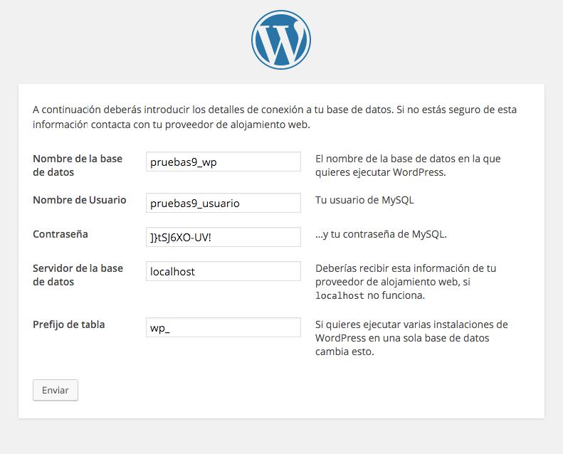 Cómo instalar Wordpress en Hosting cPanel -