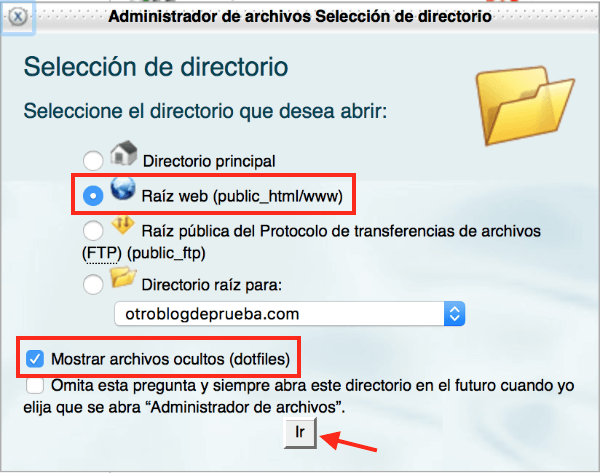 que es el fichero htaccess