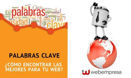 Palabras Clave ¿cómo encontrar las mejores para tu web?